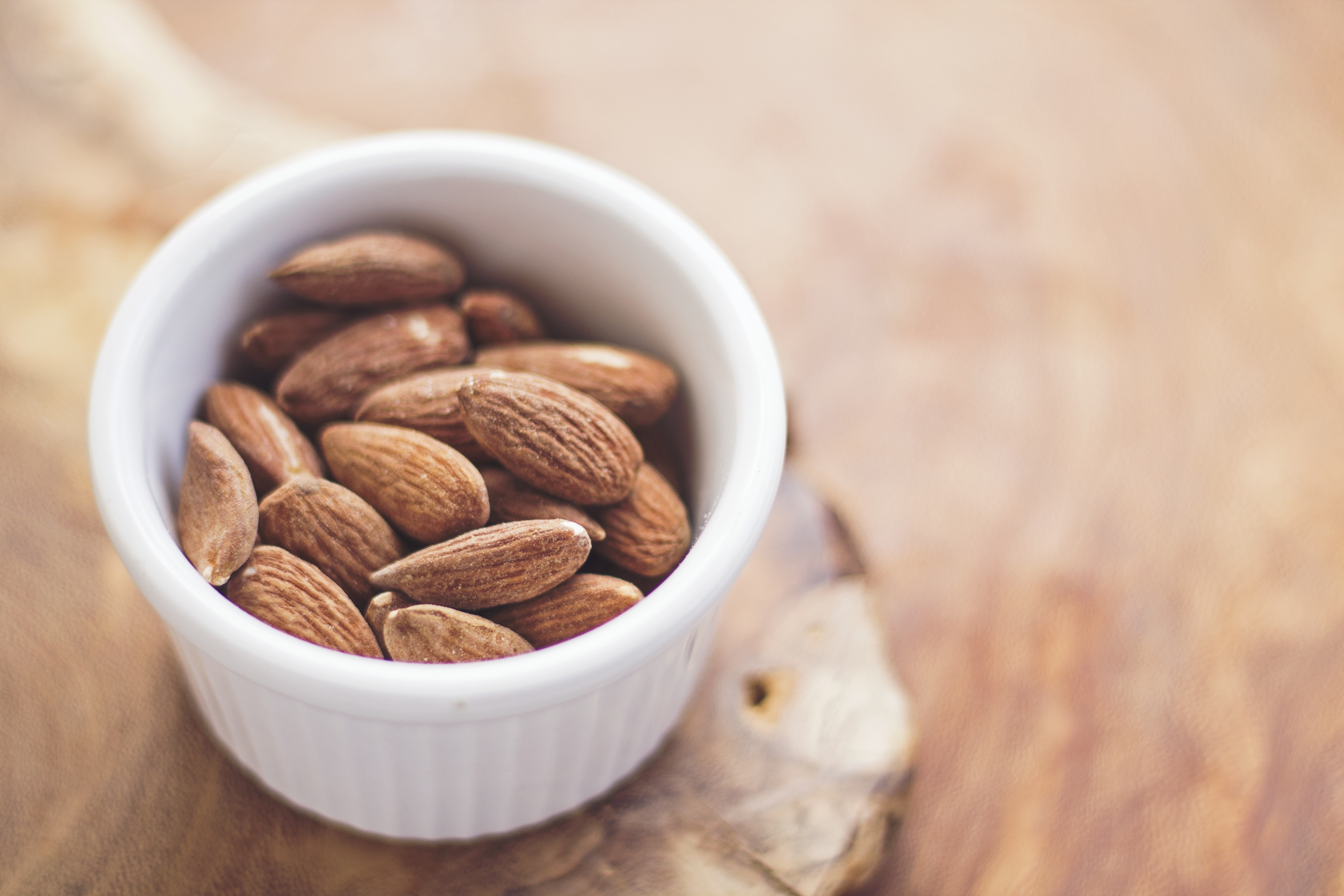 Almonds are a Jing Tonic