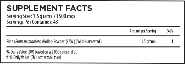mountain-harvest-raw-pine-pollen-65-supplement-facts.png
