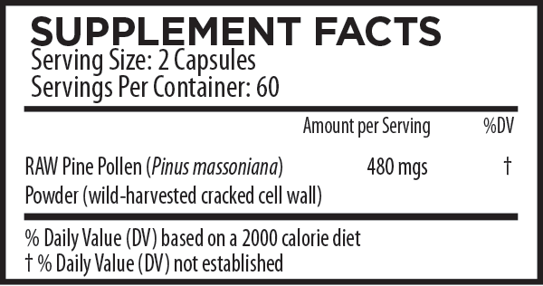 mountain-harvest-raw-pine-pollen-capsules-supplement-facts.png