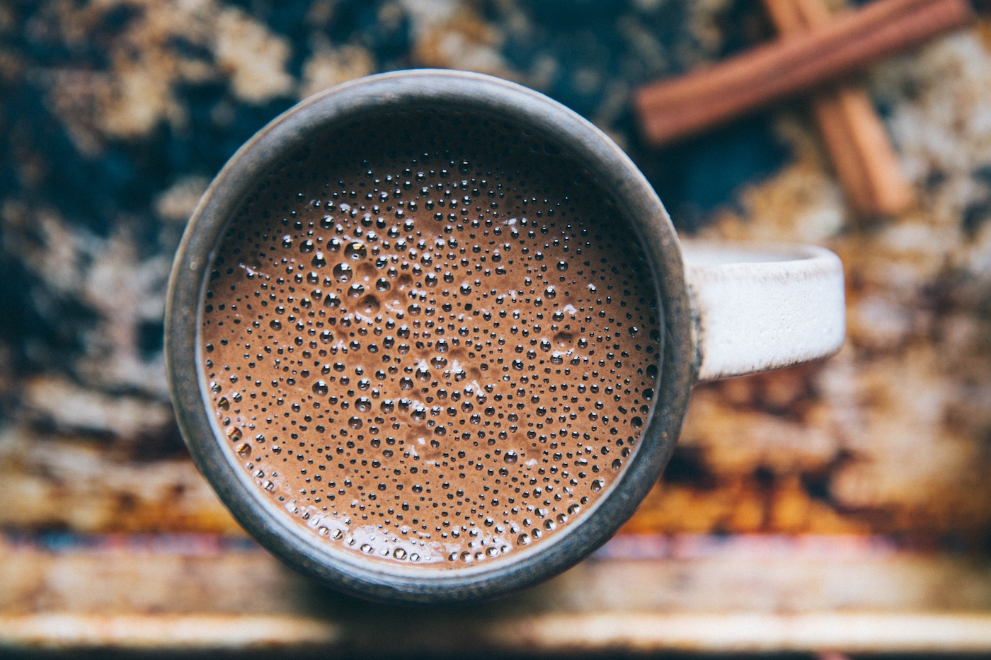 reishi vegan hot chocolate